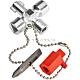 Knipex KN-001102. Ключ для электрошкафов KNIPEX 00 11 02