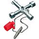 Knipex KN-001103. Ключ для электрошкафов KNIPEX 00 11 03