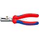 Knipex KN-1102160. Клещи с накатанной головкой и контргайкой для удаления изоляции KNIPEX 11 02 160