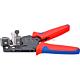 Knipex KN-121202. Прецизионные клещи для удаления изоляции с фасонными ножами KNIPEX 12 12 02