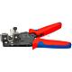 Knipex KN-121206. Прецизионные клещи для удаления изоляции с фасонными ножами KNIPEX 12 12 06