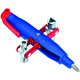 Knipex KN-001107. Штифтовой ключ для электрошкафов KNIPEX 00 11 07