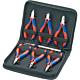 Knipex KN-002016. Набор инструментов для электроники KNIPEX 00 20 16