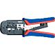 Knipex KN-975110. Инструмент для опрессовки штекеров типа Western KNIPEX 97 51 10