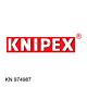Knipex KN-974987. Плашка опрессовочная KNIPEX 97 49 87