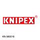 Knipex KN-980016. Ключ рожковый односторонний KNIPEX 98 00 16