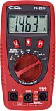Цифровой мультиметр с сенсором напряжения и LED-фонариком Testboy 2200